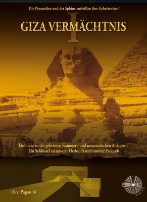 GIZA VERMÄCHTNIS, Rico Paganini