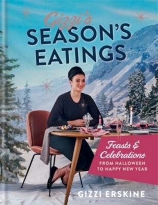 Gizzi's Season's Eatings, Gizzi Erskine