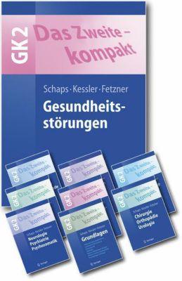 GK 2, Das Zweite - kompakt, 9 Bde.