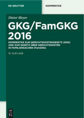 GKG/FamGKG 2016, Dieter Meyer