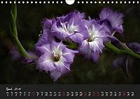 Gladiolus Floral Impressions (Wall Calendar 2019 DIN A4 Landscape) - Produktdetailbild 4