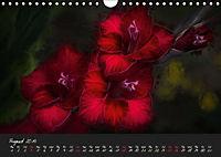 Gladiolus Floral Impressions (Wall Calendar 2019 DIN A4 Landscape) - Produktdetailbild 8