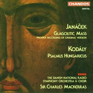 Glagolitic Mass/Psalmus Hunga., Mackerras, Drso & Chor