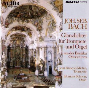 Glanzlichter Für Trompete Und Orgel, Jean Francois Michel, Klemens Schnorr