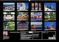 Glanzlichter Rigas - Lettlands prachtvolle Hauptstadt (Wandkalender 2019 DIN A2 quer) - Produktdetailbild 13
