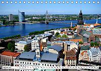 Glanzlichter Rigas - Lettlands prachtvolle Hauptstadt (Tischkalender 2019 DIN A5 quer) - Produktdetailbild 1