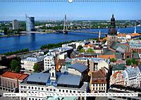 Glanzlichter Rigas - Lettlands prachtvolle Hauptstadt (Wandkalender 2019 DIN A2 quer) - Produktdetailbild 1