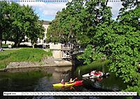 Glanzlichter Rigas - Lettlands prachtvolle Hauptstadt (Wandkalender 2019 DIN A2 quer) - Produktdetailbild 8