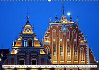 Glanzlichter Rigas - Lettlands prachtvolle Hauptstadt (Wandkalender 2019 DIN A2 quer) - Produktdetailbild 12