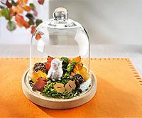 """Glasglocken-Dekoset """"Jahreslauf"""" - Produktdetailbild 4"""