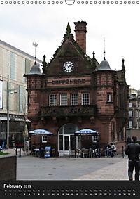 Glasgow - a different view / UK Version (Wall Calendar 2019 DIN A3 Portrait) - Produktdetailbild 2