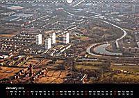 Glasgow from the Air (Wall Calendar 2019 DIN A3 Landscape) - Produktdetailbild 1