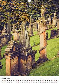 Glasgow Necropolis (Wandkalender 2019 DIN A3 hoch) - Produktdetailbild 3