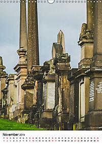 Glasgow Necropolis (Wandkalender 2019 DIN A3 hoch) - Produktdetailbild 11