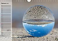 Glaskugel, Die Welt ist eine Kugel. Planer (Wandkalender 2019 DIN A4 quer) - Produktdetailbild 2