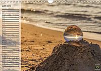 Glaskugel, Die Welt ist eine Kugel. Planer (Wandkalender 2019 DIN A4 quer) - Produktdetailbild 6