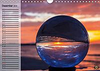 Glaskugel, Die Welt ist eine Kugel. Planer (Wandkalender 2019 DIN A4 quer) - Produktdetailbild 12
