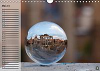 Glaskugel, Die Welt ist eine Kugel. Planer (Wandkalender 2019 DIN A4 quer) - Produktdetailbild 5