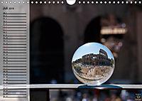Glaskugel, Die Welt ist eine Kugel. Planer (Wandkalender 2019 DIN A4 quer) - Produktdetailbild 7