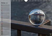 Glaskugel, Die Welt ist eine Kugel. Planer (Wandkalender 2019 DIN A4 quer) - Produktdetailbild 10