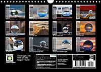 Glaskugel, Die Welt ist eine Kugel. Planer (Wandkalender 2019 DIN A4 quer) - Produktdetailbild 13