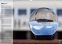 Glaskugel, Die Welt ist eine Kugel. Planer (Wandkalender 2019 DIN A3 quer) - Produktdetailbild 3