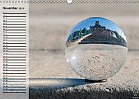 Glaskugel, Die Welt ist eine Kugel. Planer (Wandkalender 2019 DIN A3 quer) - Produktdetailbild 11