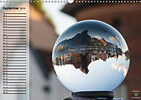 Glaskugel, Die Welt ist eine Kugel. Planer (Wandkalender 2019 DIN A3 quer) - Produktdetailbild 9