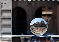 Glaskugel, Die Welt ist eine Kugel. Planer (Wandkalender 2019 DIN A3 quer) - Produktdetailbild 7