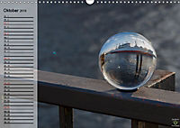 Glaskugel, Die Welt ist eine Kugel. Planer (Wandkalender 2019 DIN A3 quer) - Produktdetailbild 10