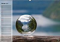 Glaskugel, Die Welt ist eine Kugel. Planer (Wandkalender 2019 DIN A2 quer) - Produktdetailbild 1