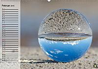 Glaskugel, Die Welt ist eine Kugel. Planer (Wandkalender 2019 DIN A2 quer) - Produktdetailbild 2