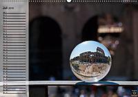Glaskugel, Die Welt ist eine Kugel. Planer (Wandkalender 2019 DIN A2 quer) - Produktdetailbild 7