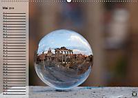 Glaskugel, Die Welt ist eine Kugel. Planer (Wandkalender 2019 DIN A2 quer) - Produktdetailbild 5