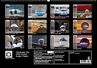Glaskugel, Die Welt ist eine Kugel. Planer (Wandkalender 2019 DIN A2 quer) - Produktdetailbild 13