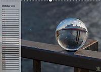 Glaskugel, Die Welt ist eine Kugel. Planer (Wandkalender 2019 DIN A2 quer) - Produktdetailbild 10
