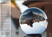 Glaskugel, Die Welt ist eine Kugel. Planer (Wandkalender 2019 DIN A2 quer) - Produktdetailbild 9