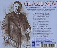 Glazunov:Novelettes For String Quartet - Produktdetailbild 1