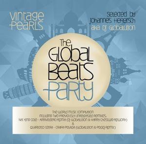 Global Beats Party-Vintage Pearls, Diverse Interpreten