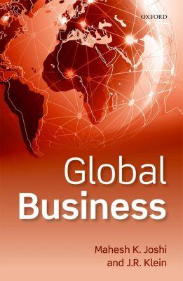 Global Business, Mahesh Joshi, James R. Klein