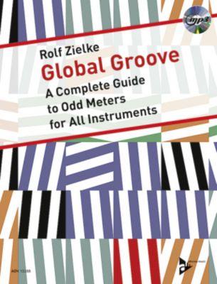 Global Groove, w. mp3-CD, Rolf Zielke