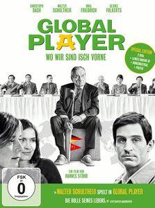 Global Player - Wo wir sind isch vorne, Walter Schultheiß, Christoph Bach, Ulrike Folkerts