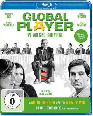 Global Player - Wo wir sind isch vorne, Hannes Stöhr