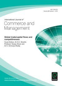 Global Trade/Capital Flows and Competitiveness