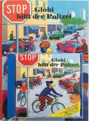 Globi Bundle - Hilft de Polizei