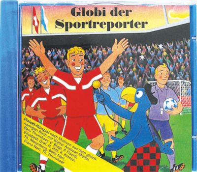 Globi der Sportreporter, GLOBI