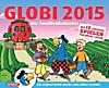 Globi Familienkalender 2015 - Mit 12 Spielen