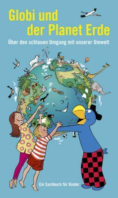 Globi und der Planet Erde, Liz Sutter