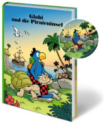 Globi und die Pirateninsel, Jürg Lendenmann