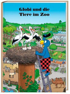 Globi und die Tiere im Zoo, Jürg Lendenmann